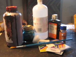 Productos para el teñido
