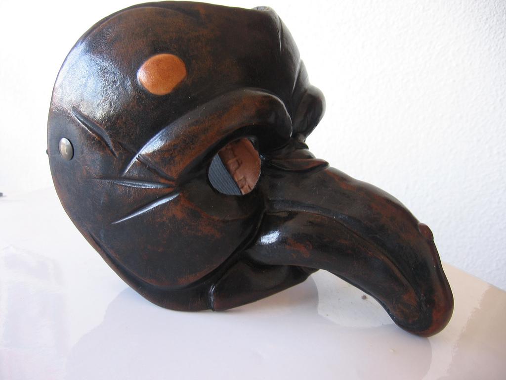 Máscara Pulcinela