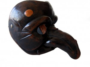 mascara Pulcinella (2)