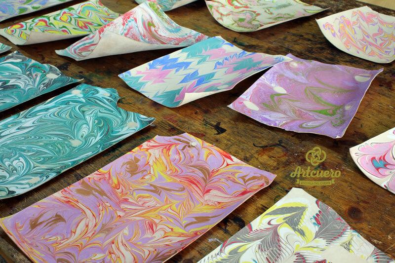 Como-teñir-cuero-taller-Artcuero (1)